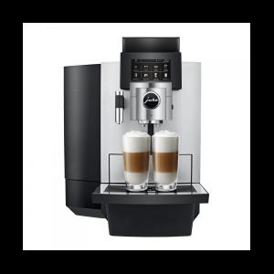 Кофеварка Jura X10 Platin