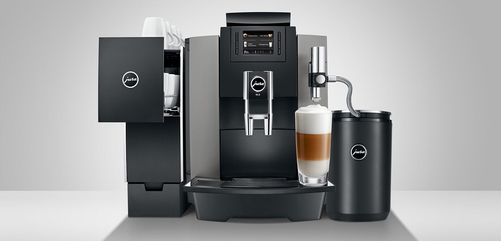 Купить кофемашину Jura