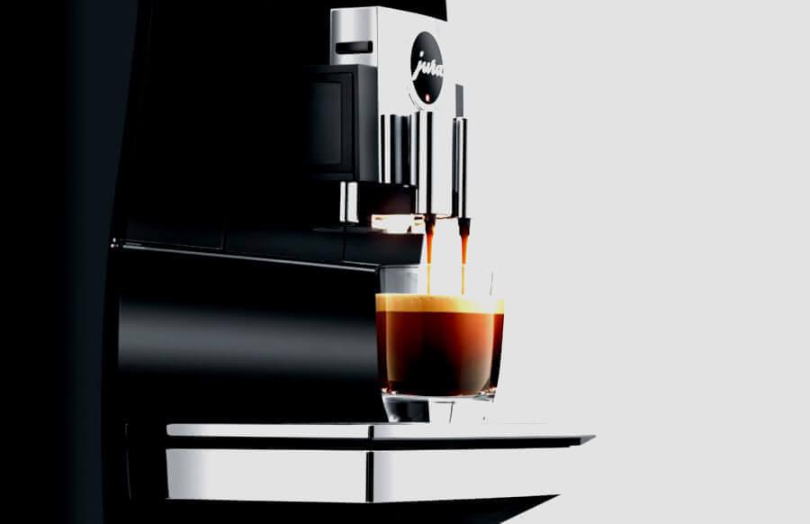 Цена кофемашины Jura