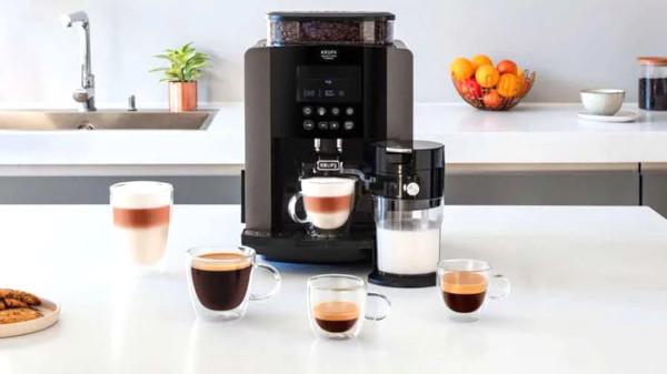 Рейтинг зерновых кофеварок для дома