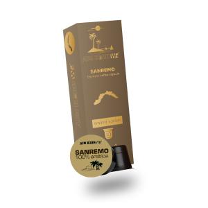 Кофе в капсулах Дом Кофе Sanremo Capsules