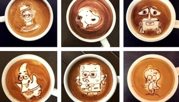 В Украине выберут Народного кофейного художника 2021