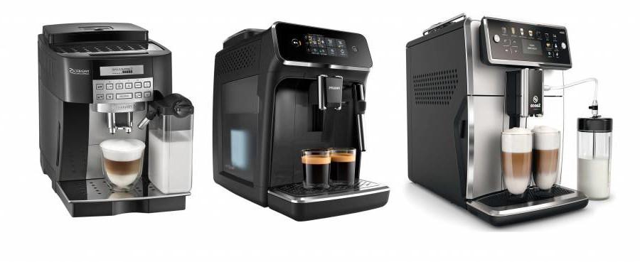 Рейтинг кофемашин премиум-класса